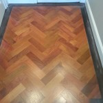 Herringbone Custom Hardwood