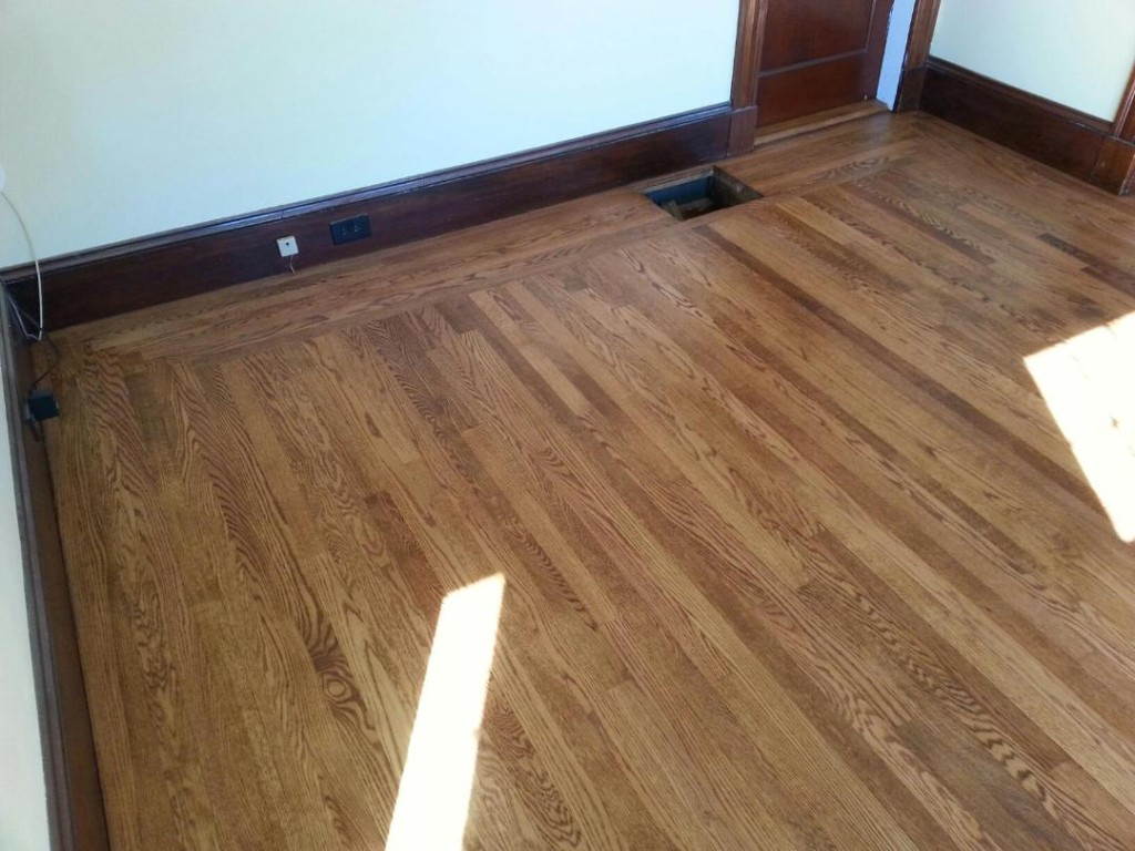 white oak floors in worcester ma