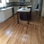 3 1/4″ White Oak Hardwood Floors in Harvard, MA