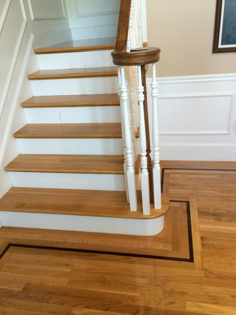 White Oak Floors in Shrewsbury MA