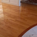 Resanded Birch Floors