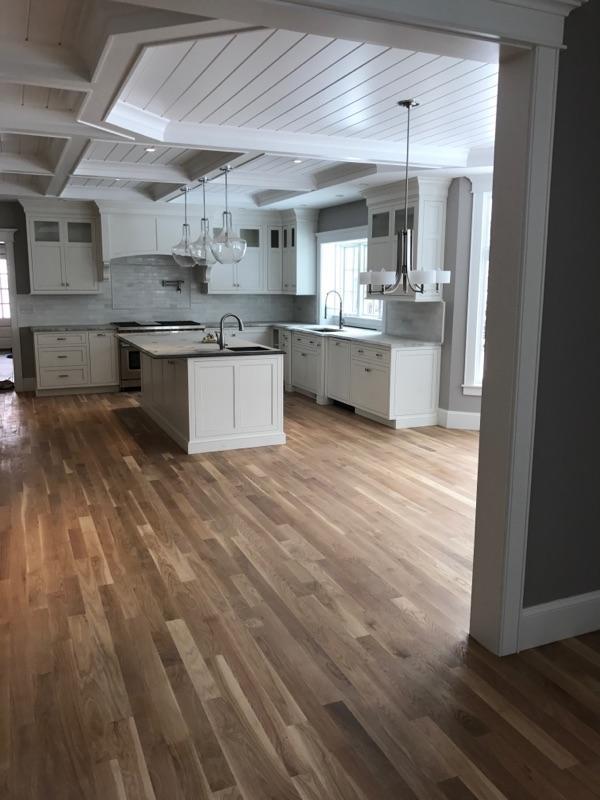 """3"""" White Oak Floors"""