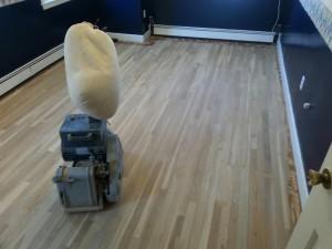 Oak Floor Resand Sudbury