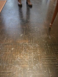 Parquet Floor Cambridge