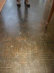 parquet floor in cambridge