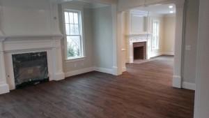 red oak hardwood floor Wellesley
