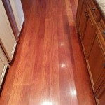 Santos Mahogany Floor in Shrewsbury, MA