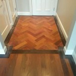 Herringbone Custom Hardwood Floors