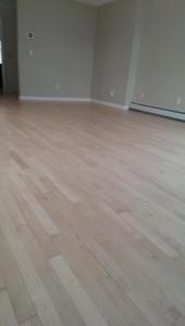 light colored hardwood floors