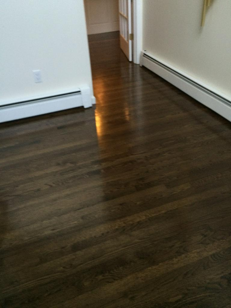 Red Oak Hardwood Floors In Marlboro Ma