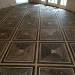 Custom Made 30″ x 30″ Engineered Flooring