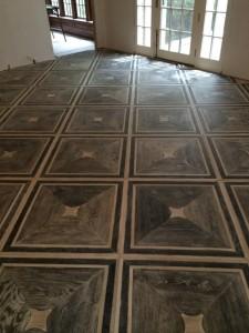 Custom Made 30″ x 30″ Engineered Flooring