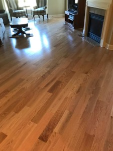 natural prefinished floating flooring in Northborough MA