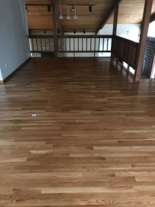 """2"""" white oak floors"""