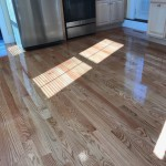 red oak hardwood floors with oil based polyurethane