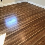 "2"" white oak floors with water based finish"