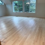 "3"" maple flooring refinished"
