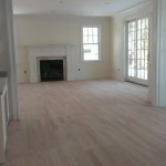 before hardwood floors were refinished