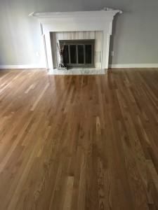 "2"" white oak remodeling in Sudbury"