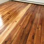 100 year old floor refinished