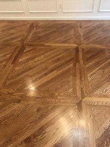 White oak hardwood floors with nutmeg stain (3)