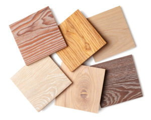 different hardwood types