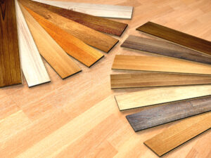 red and white oak flooring options